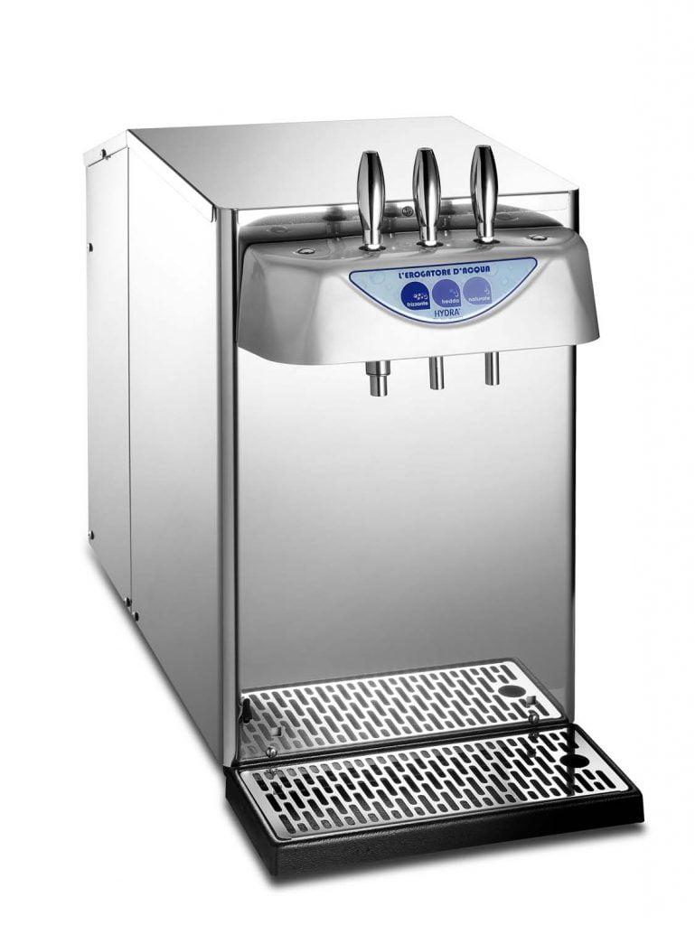impianto acqua bar