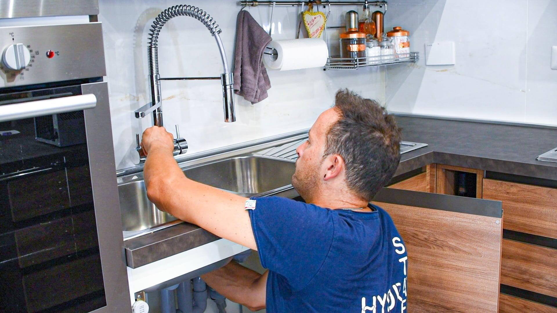 sostituire filtro osmosi