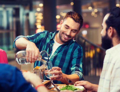 Servire l'acqua microfiltrata al ristorante: una scelta consapevole