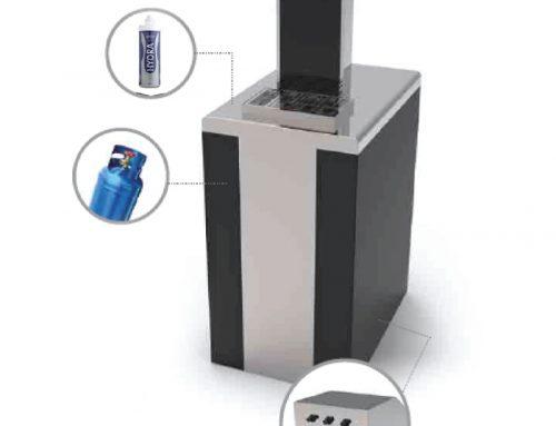 Sistema Carrebile – Dispenser componibile